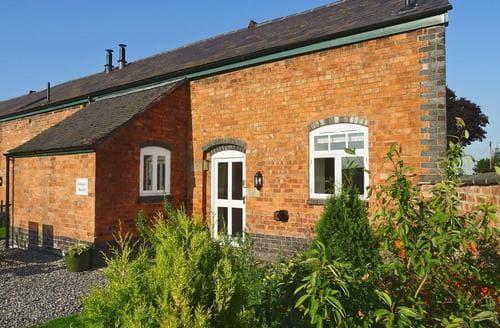 Last Minute Cottages - Wonderful Oswestry Cottage S16839