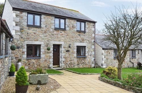 Last Minute Cottages - Charming Porthtowan Cottage S37457