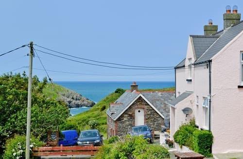 Big Cottages - Stunning St Davids Cottage S21912