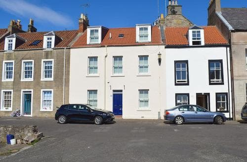 Big Cottages - Gorgeous Anstruther Cottage S44661
