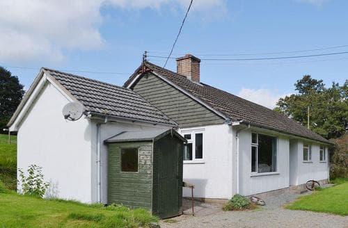 Big Cottages - Attractive Welshpool Cottage S21454