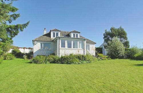 Big Cottages - Stunning Oban Cottage S23123