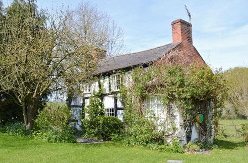 Big Cottages - Inviting Welshpool Lodge S21460