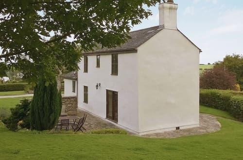 Last Minute Cottages - Wonderful Coleford Cottage S16215
