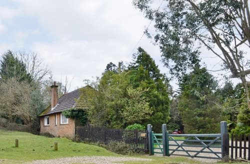 Last Minute Cottages - Gorgeous Ringwood Cottage S14136