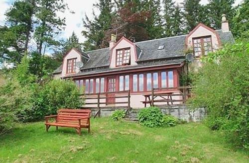 Big Cottages - Superb Fort William Cottage S22608