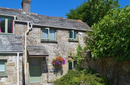 Last Minute Cottages - Beautiful Camelford Cottage S20488