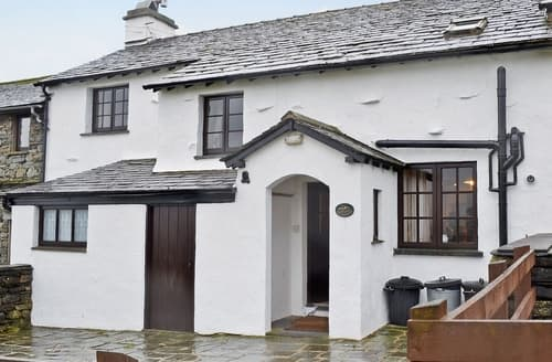 Big Cottages - Inviting Hawkshead, Near And Far Sawrey Cottage S18503