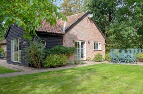 Big Cottages - Superb Saxmundham Cottage S17976