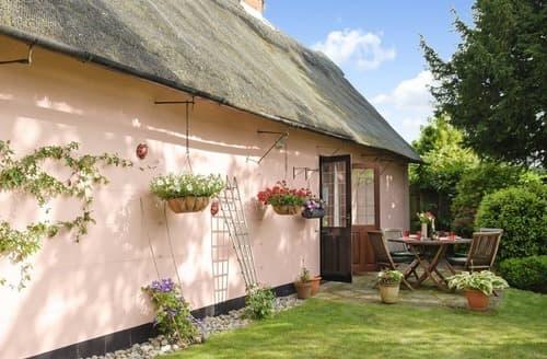Last Minute Cottages - Dickory Cottage- BNT