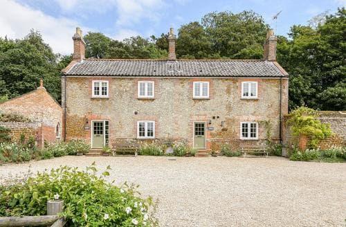 Big Cottages - Gorgeous Hunstanton Cottage S17428