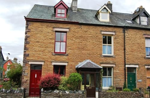 Big Cottages - Superb Keswick Cottage S84765
