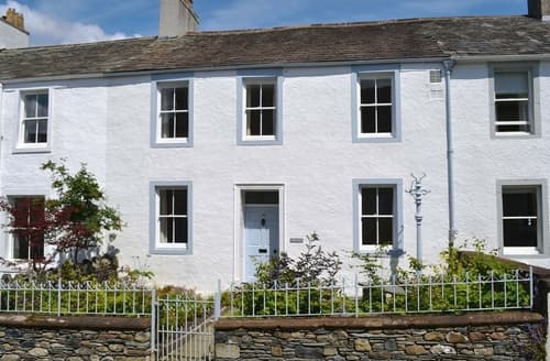 Big Cottages - Splendid Keswick Cottage S84735