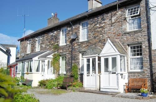 Last Minute Cottages - Quaint Keswick Cottage S84839