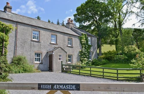 Last Minute Cottages - 1 High Armaside Cottage