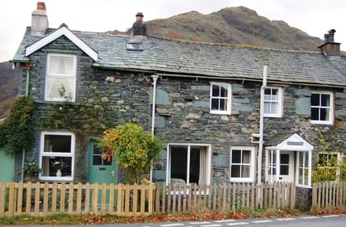 Big Cottages - Inviting Buttermere And Borrowdale Cottage S85075