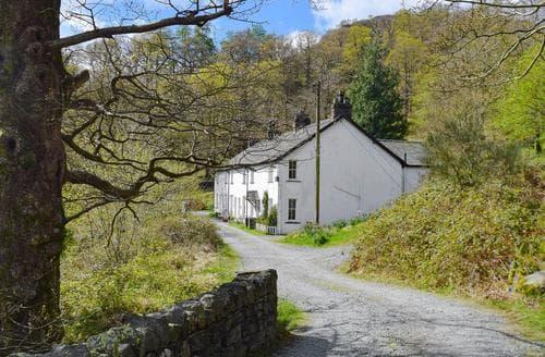 Big Cottages - Quaint Buttermere And Borrowdale Cottage S72907