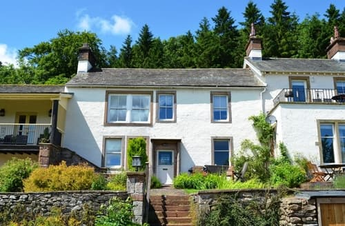 Last Minute Cottages - Stunning Pooley Bridge And Northern Ullswater Apartment S85055