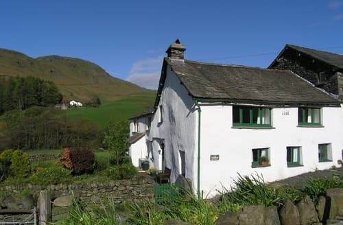Big Cottages - Beautiful Grasmere And The Langdale Valley Cottage S85203