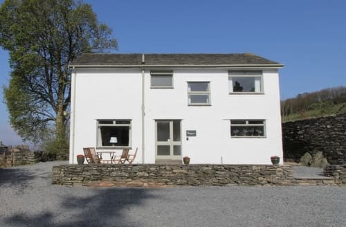 Big Cottages - Cosy Windermere And Troutbeck Bridge Cottage S81986