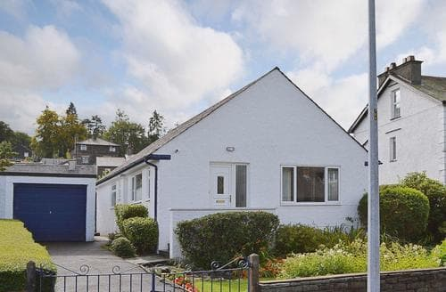 Big Cottages - Attractive Windermere And Troutbeck Bridge Cottage S41245