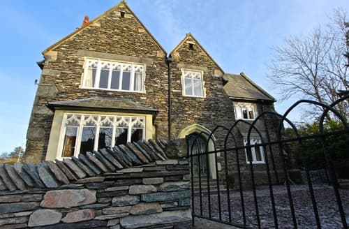 Big Cottages - Stunning Windermere And Troutbeck Bridge Cottage S72893
