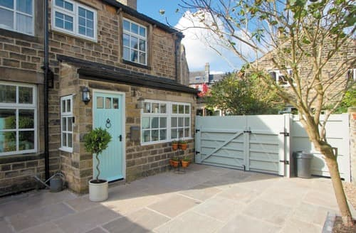 Big Cottages - Beautiful Skipton Cottage S41396