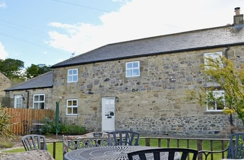Big Cottages - Beautiful Alnwick Cottage S34779