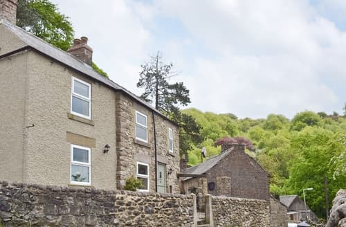 Last Minute Cottages - Quaint Matlock Cottage S34781
