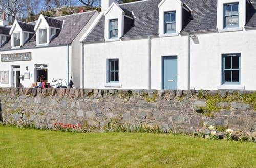 Big Cottages - Superb Kyle Of Lochalsh Lodge S37435