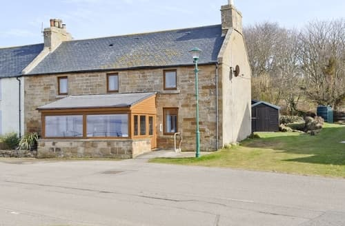 Big Cottages - Attractive Dornoch Cottage S27083