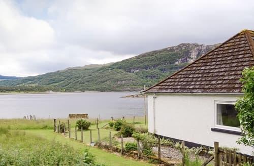 Big Cottages - Luxury Kyle Of Lochalsh Cottage S37738