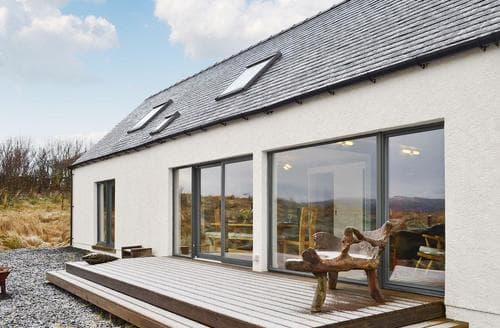 Big Cottages - Attractive Portree Cottage S44371