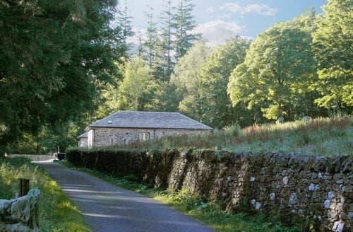 Big Cottages - Lovely Crianlarich Cottage S44375