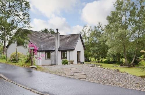 Big Cottages - Stunning Callander Cottage S39445