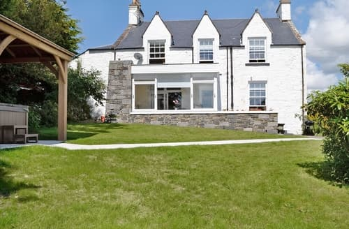 Last Minute Cottages - Cosy Stranraer Cottage S27076