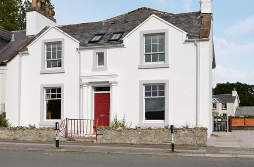 Big Cottages - Quaint Kirkcudbright Cottage S40068
