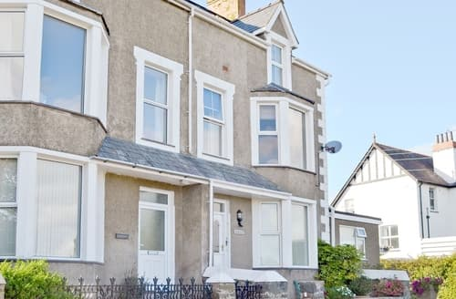 Big Cottages - Tasteful Abersoch Cottage S41290