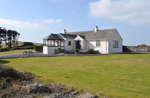 Big Cottages - Gorgeous Amlwch And North Anglesey Heritage Coast Cottage S44471