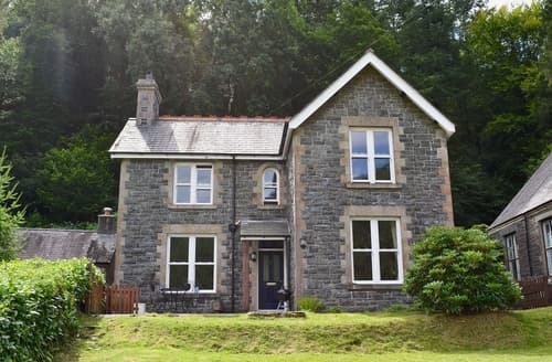Big Cottages - Charming Betws Y Coed Cottage S39593