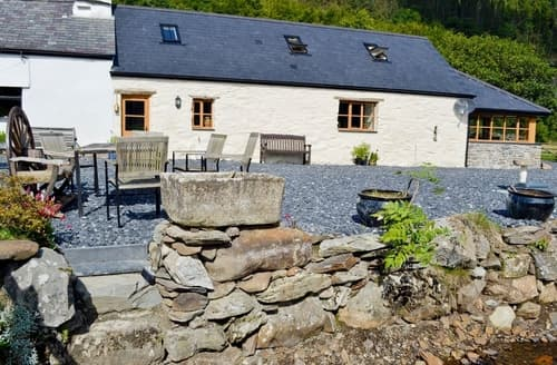 Big Cottages - Adorable Betws Y Coed Cottage S39596