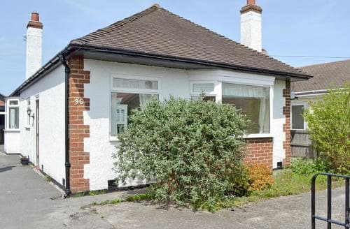 Big Cottages - Charming Rhyl And Prestatyn Cottage S49949
