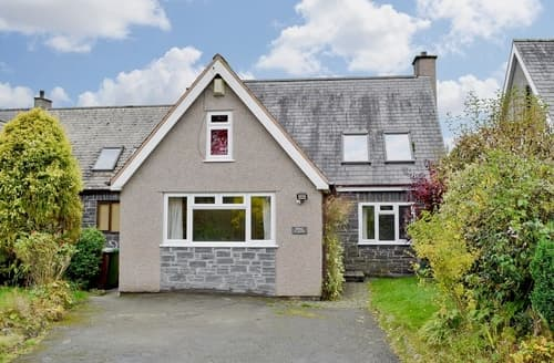 Big Cottages - Attractive Bala Cottage S41221