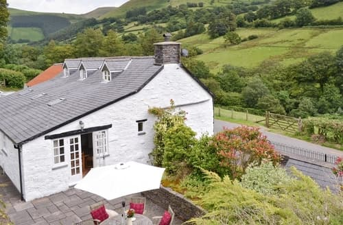 Big Cottages - Exquisite Dolgellau And Coed Y Brenin Forest Park Cottage S38176
