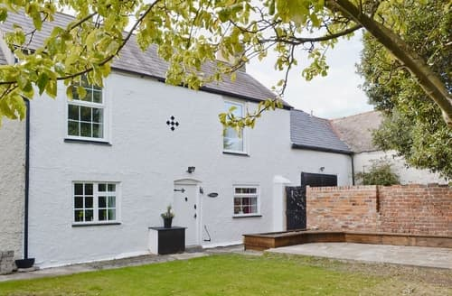 Big Cottages - Luxury Colwyn Bay Cottage S41366