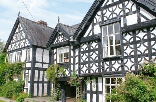 Big Cottages - Captivating Welshpool Cottage S38047