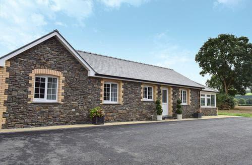 Big Cottages - Luxury Aberystwyth Cottage S44127