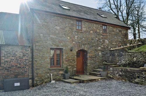 Big Cottages - Cosy Swansea Cottage S45976