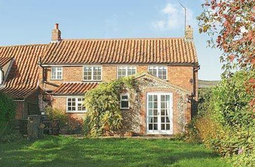 Big Cottages - Attractive Fakenham Cottage S17196