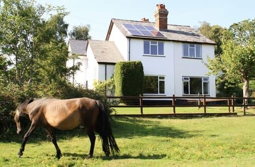 Last Minute Cottages - Cosy Brockenhurst Cottage S14062